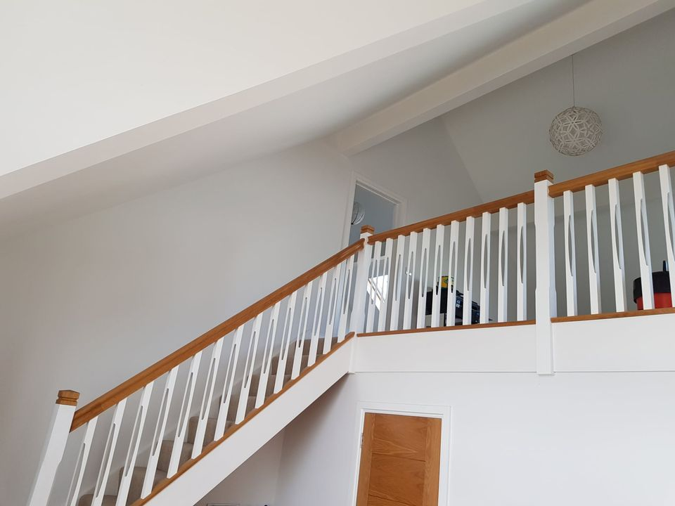 Two New Staircases
